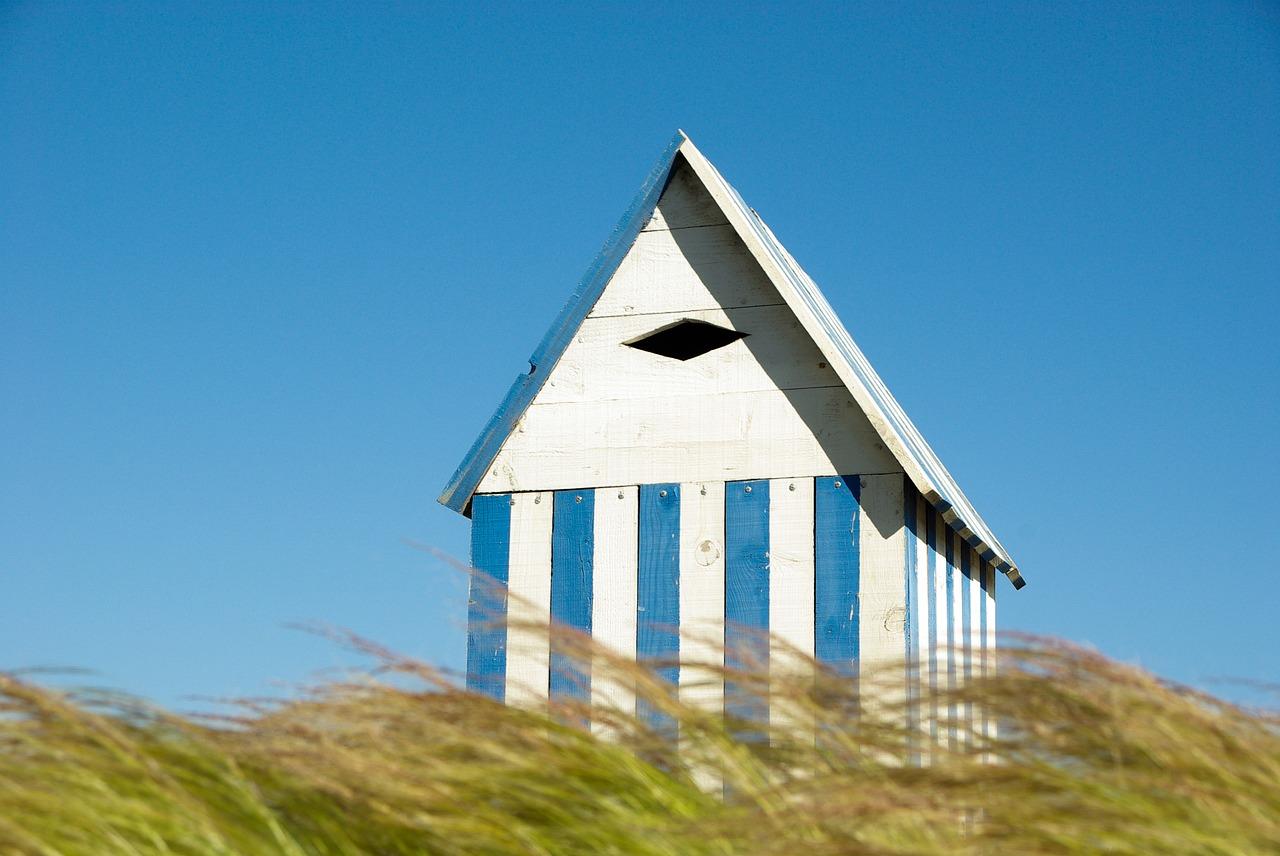 Dřevběný domek