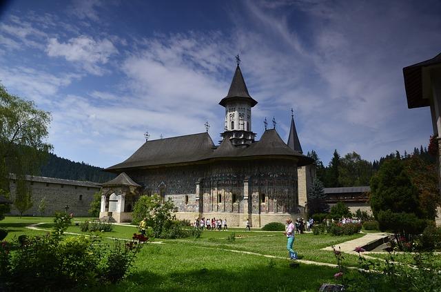 klášter bukovina