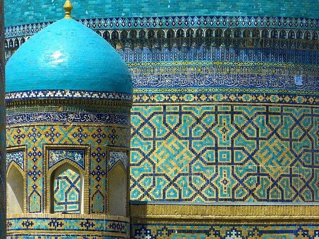 mozaika vzor
