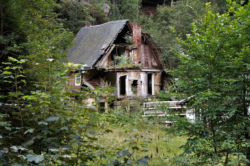 ruina chaty